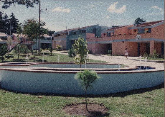 Palos altos Town houses 01